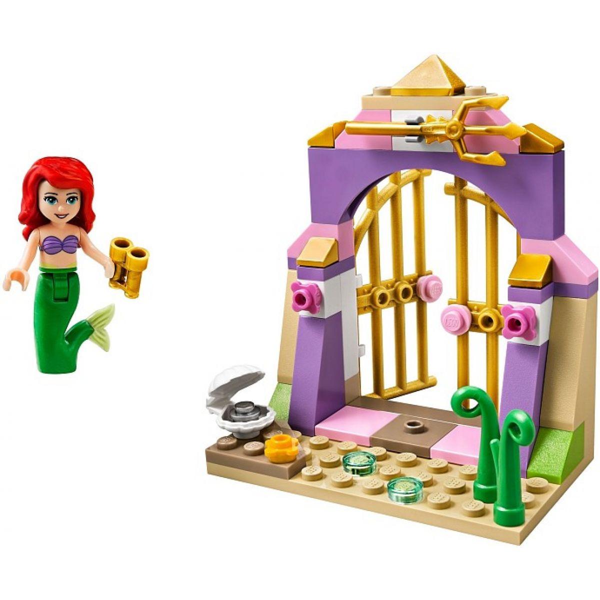 LEGO Disney Princess 41050 Tajné poklady Ariely #3