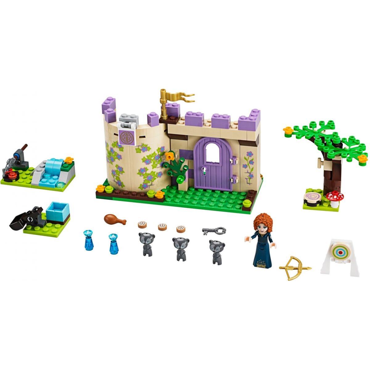 LEGO Disney Princess 41051 Hry princezny Meridy #2