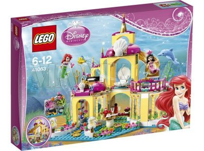 LEGO Disney Princess 41063 Podvodní palác Ariely