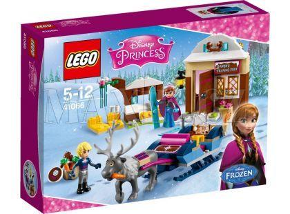 LEGO Disney Princess 41066 Dobrodružství na saních s Annou a Kristoffem