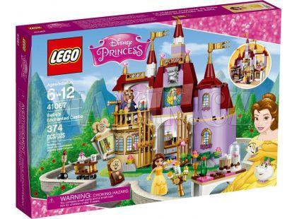 LEGO Disney Princess 41067 Bella a kouzelný hrad