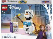 LEGO Disney Princess 41169 Olaf - Poškozený obal