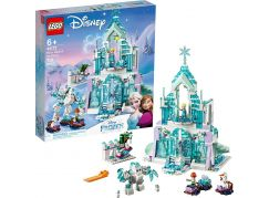 LEGO® I Disney Princess™ 43172 Elsa a její kouzelný ledový palác