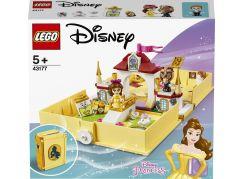 LEGO Disney Princess 43177 Bella a její pohádková kniha dobrodružství