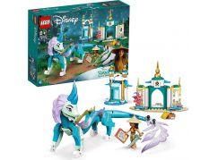 LEGO® I Disney Princess™ 43184 Raya a drak Sisu