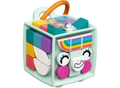 LEGO DOTS 41940 Ozdoba na tašku jednorožec