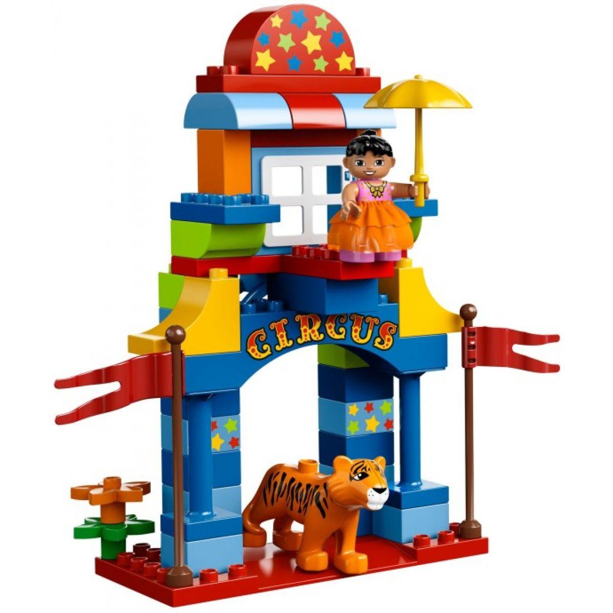 LEGO DUPLO 10504 Můj první cirkus #2