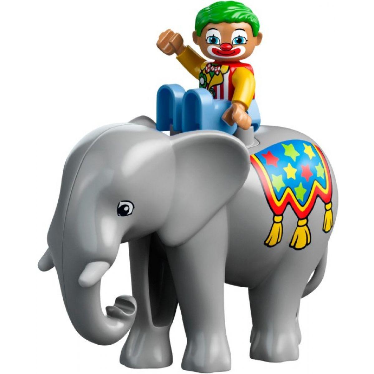 LEGO DUPLO 10504 Můj první cirkus #3