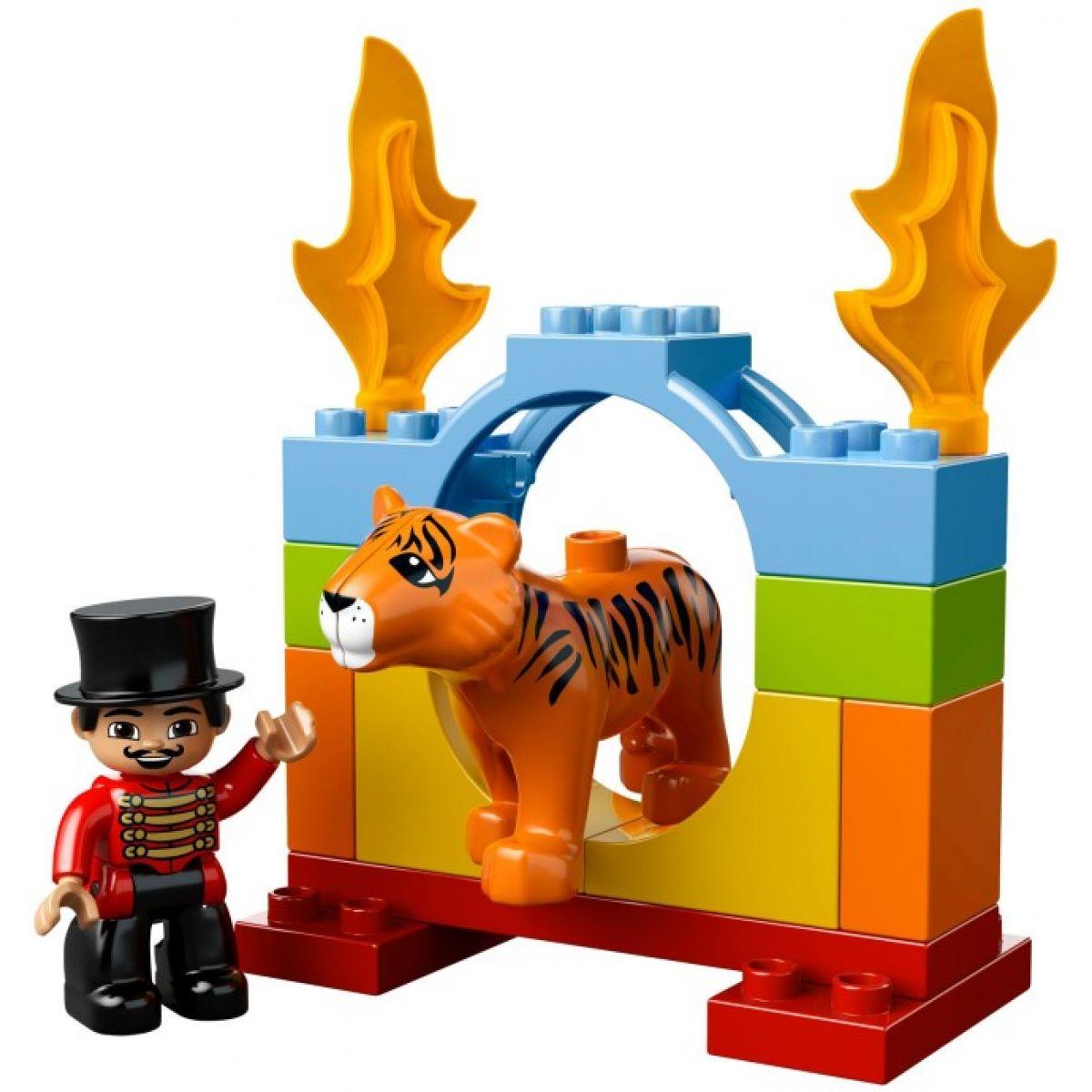 LEGO DUPLO 10504 Můj první cirkus #4