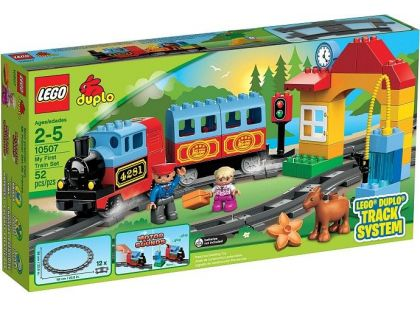 LEGO DUPLO 10507 Můj první vláček