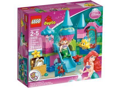 LEGO DUPLO 10515 Podmořský zámek víly Ariel