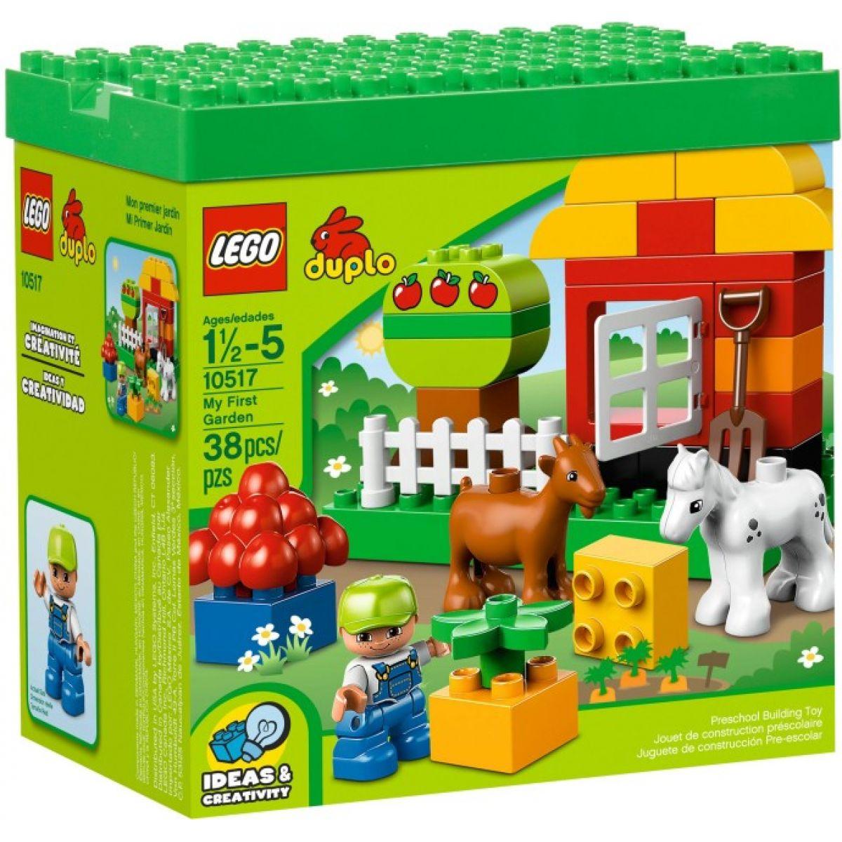 LEGO DUPLO 10517 Moje první zahrada