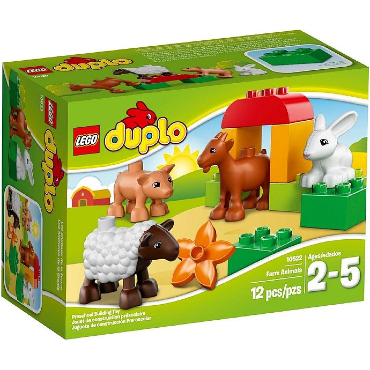 LEGO DUPLO 10522 Zvířátka z farmy