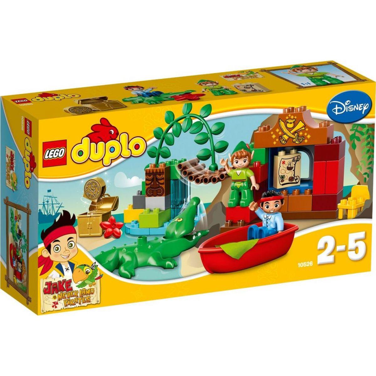LEGO DUPLO 10526 Peter Pan přichází