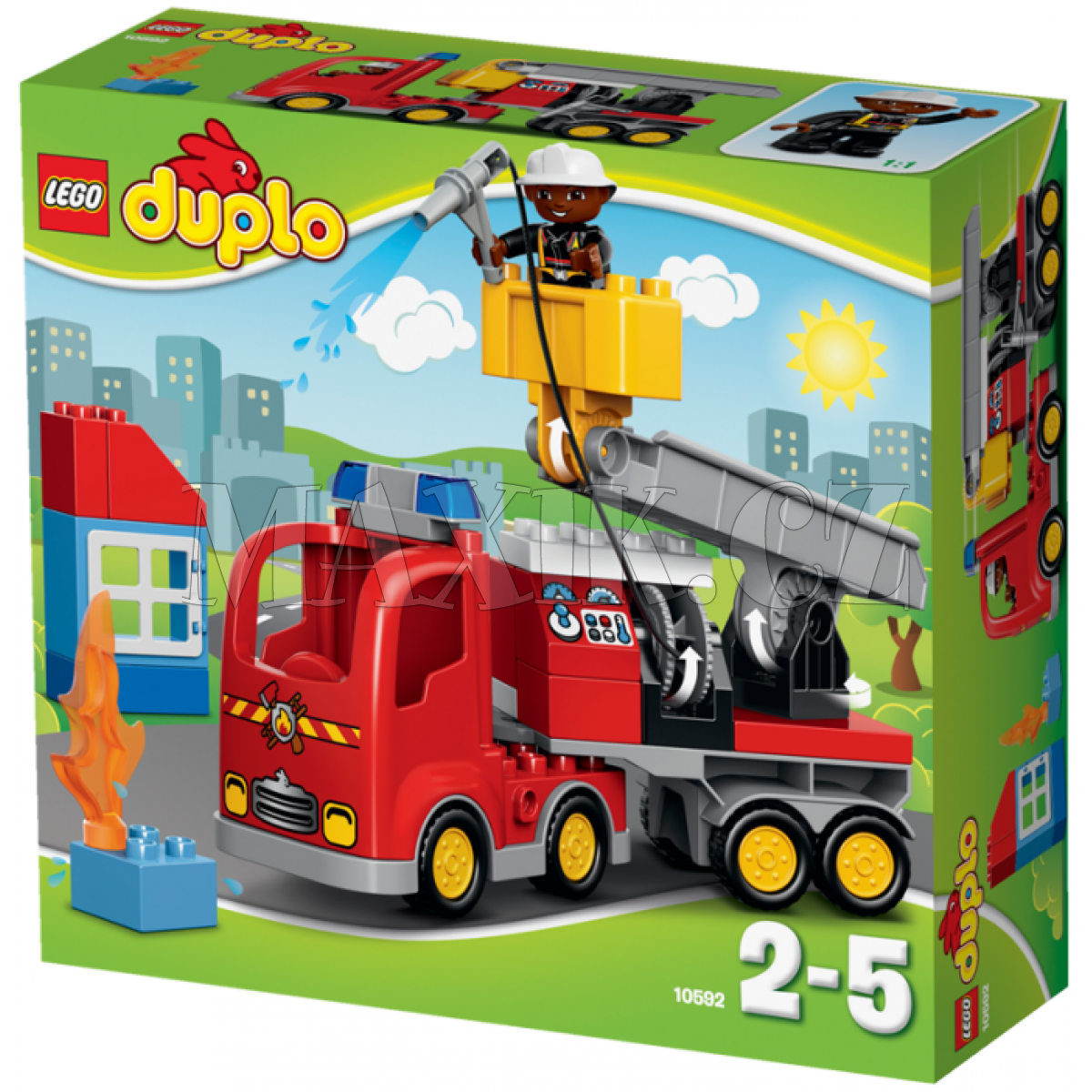 lego duplo 10592 hasi sk auto max kovy hra ky. Black Bedroom Furniture Sets. Home Design Ideas