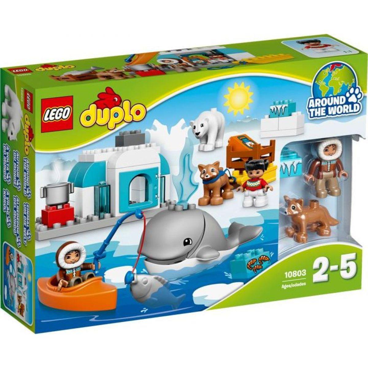 LEGO DUPLO 10803 Arktida