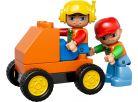 LEGO DUPLO 10813 Velké staveniště 5