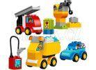 LEGO DUPLO 10816 Moje první autíčka a náklaďáky 2
