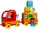 LEGO DUPLO 10818 Můj první náklaďák 3