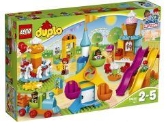 LEGO DUPLO 10840 Velká pouť - Poškozený obal