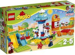 LEGO DUPLO 10841 Zábavná rodinná pouť - Poškozený obal