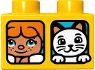LEGO DUPLO 10851 Můj první autobus 3