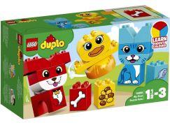 LEGO DUPLO 10858 Moji první skládací mazlíčci