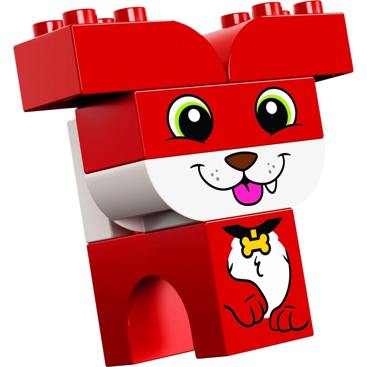 LEGO DUPLO 10858 Moji první skládací mazlíčci #5