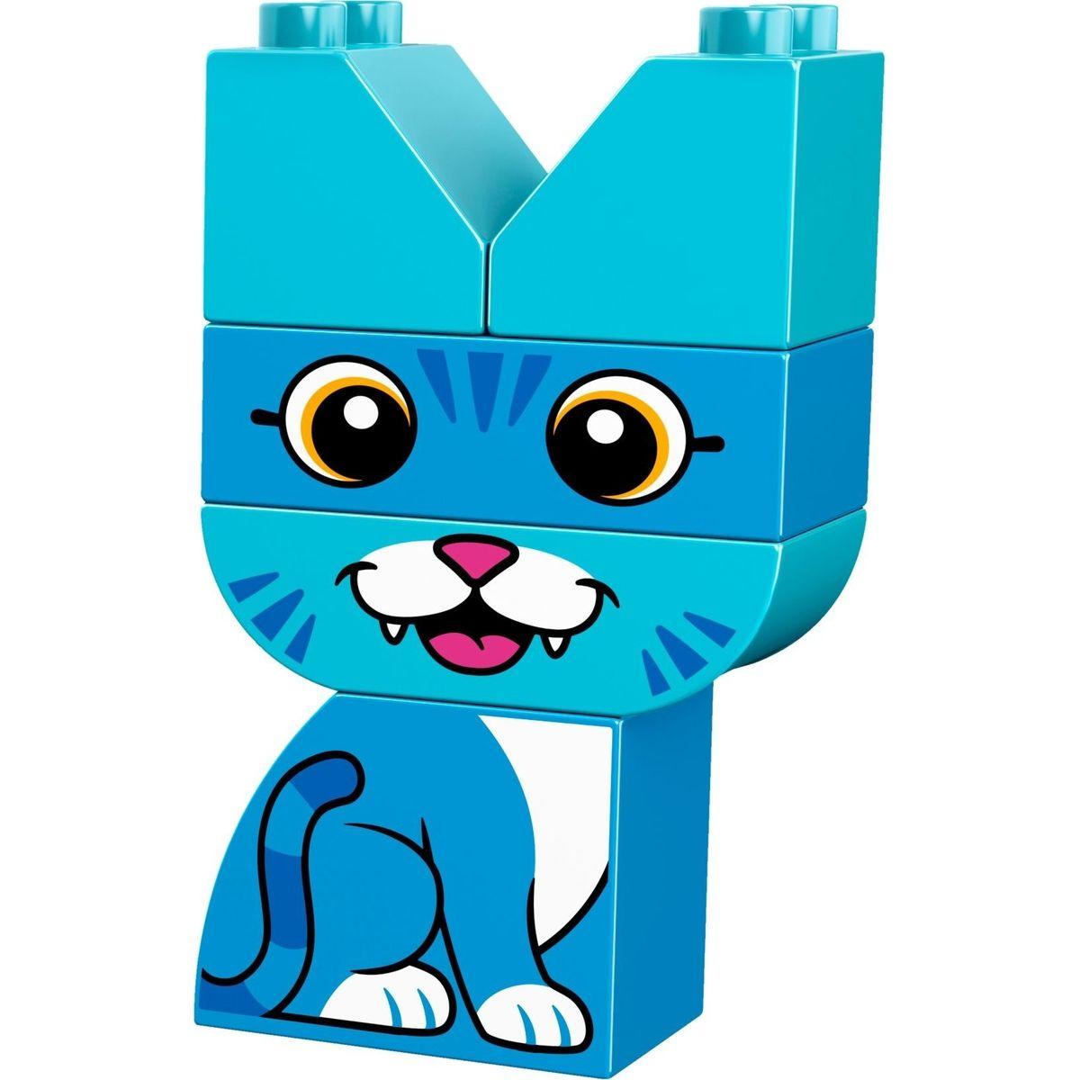 LEGO DUPLO 10858 Moji první skládací mazlíčci #7