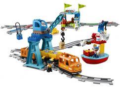 LEGO DUPLO 10875 Nákladní vlak - Poškozený obal