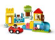 LEGO Duplo 10914 Velký box s kostkami