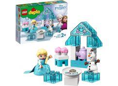 LEGO® DUPLO® 10920 Čajový dýchánek Elsy a Olafa