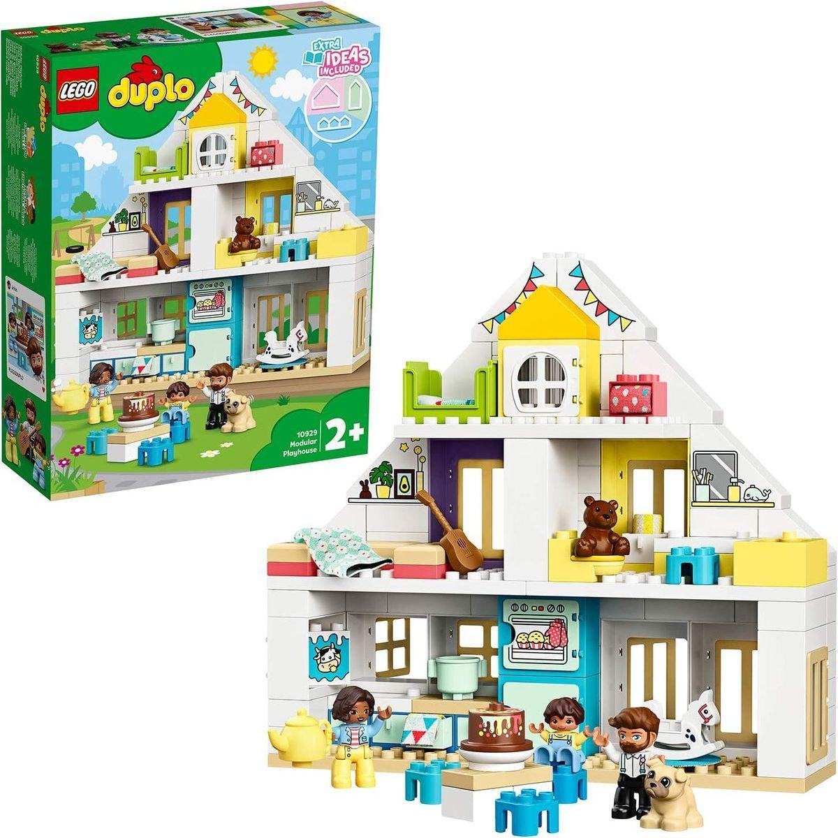 LEGO® DUPLO® 10929 Domeček na hraní