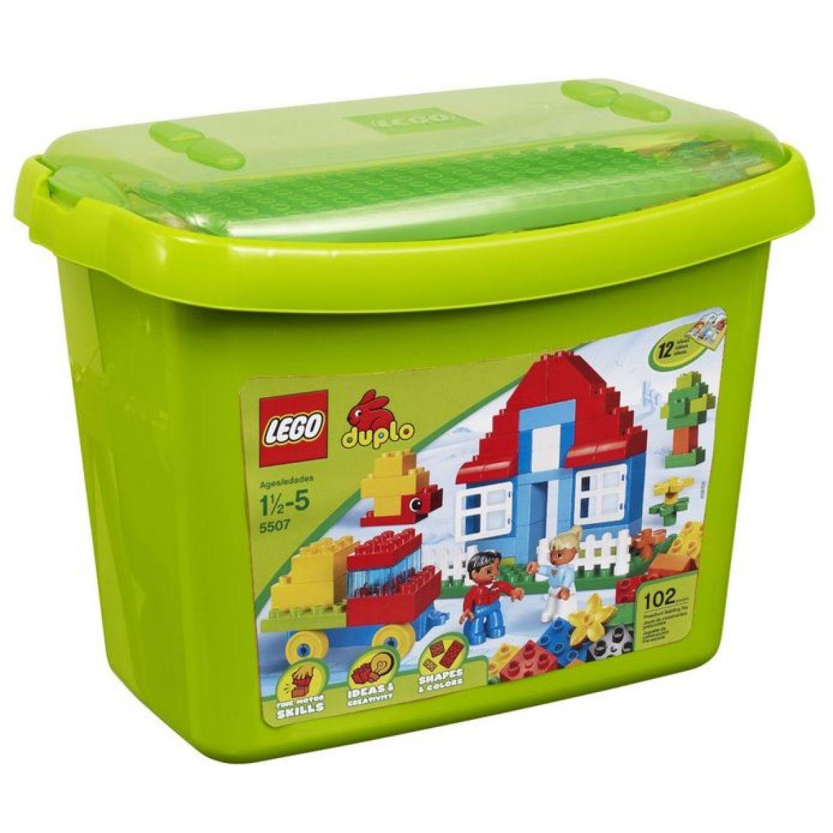 LEGO DUPLO 5507 Box s kostkami
