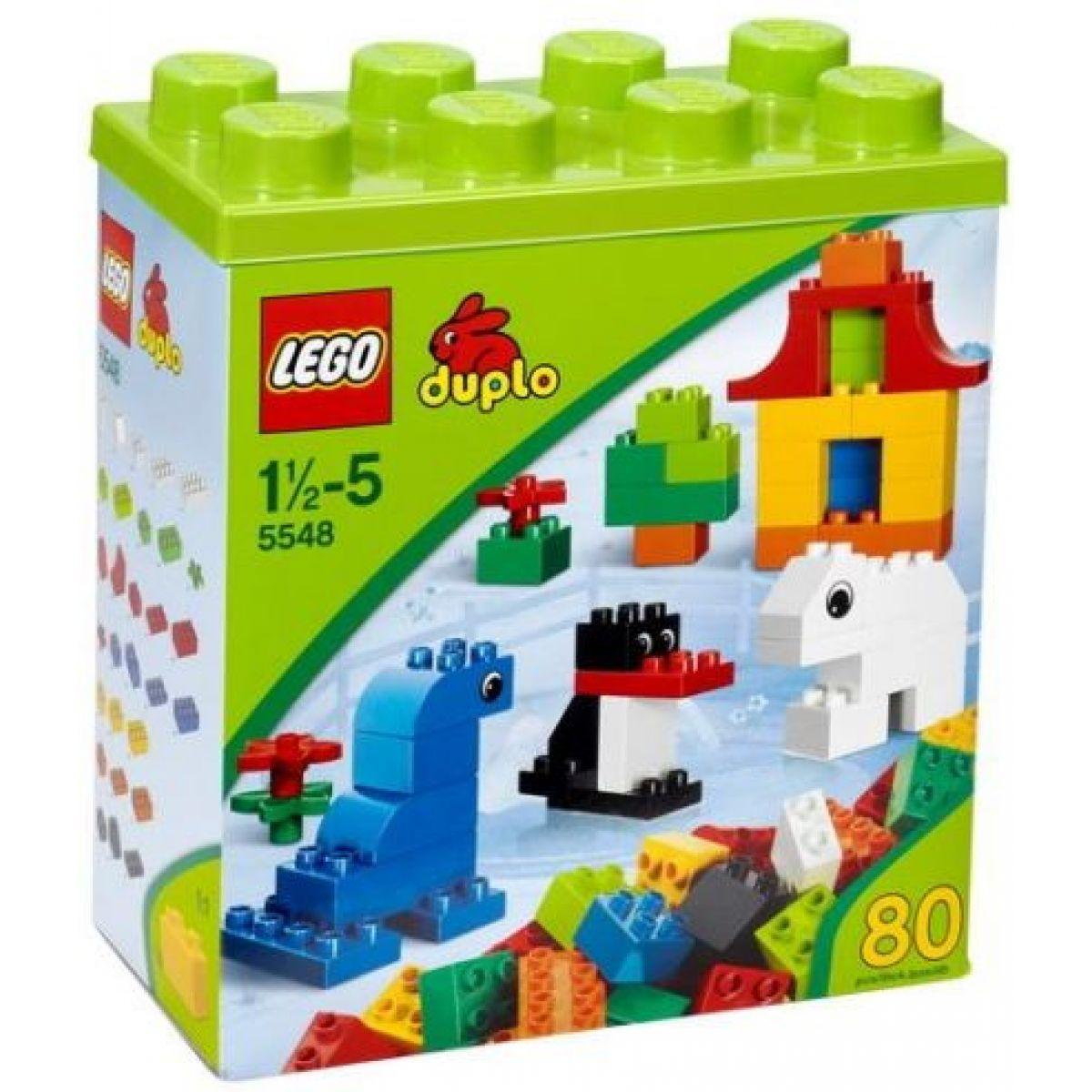 LEGO DUPLO 5548 DUPLO Zábavné stavění
