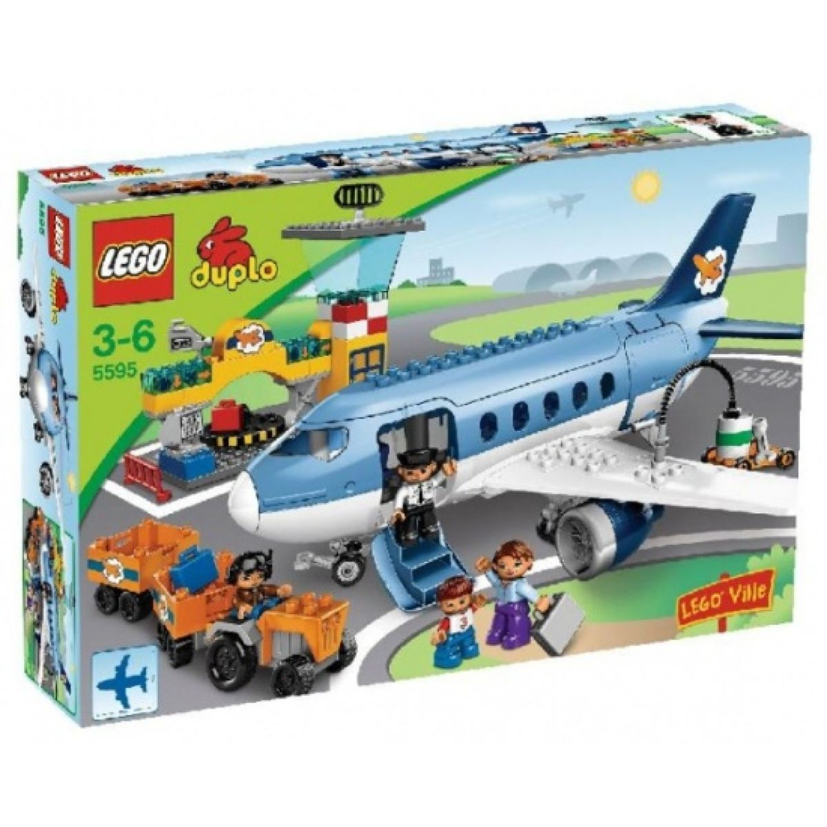 LEGO DUPLO 5595 Letiště