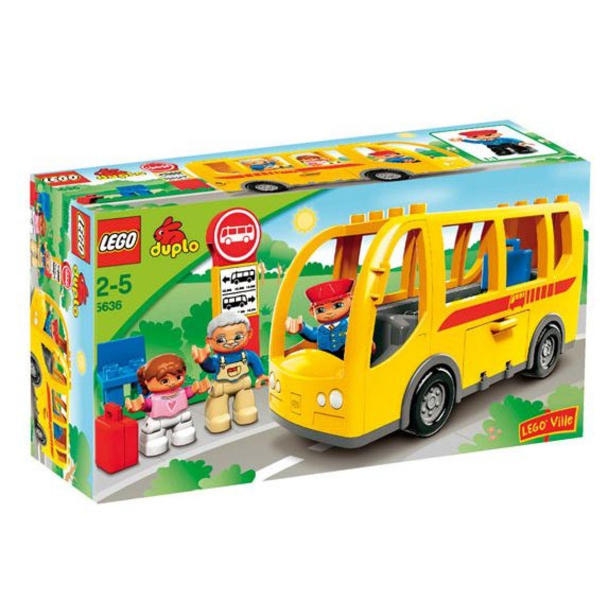 LEGO DUPLO 5636 Autobus