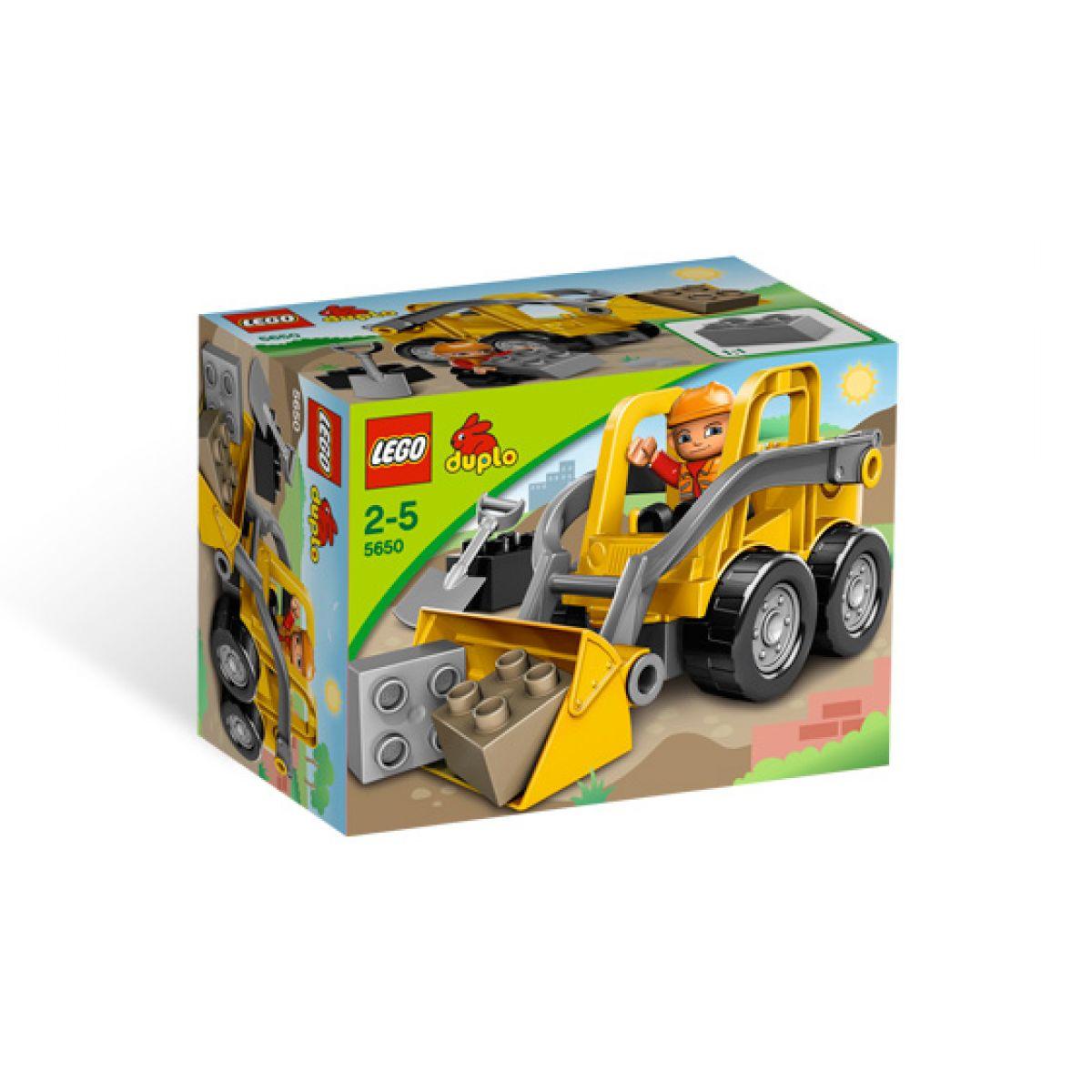 LEGO DUPLO 5650 Přední nakladač