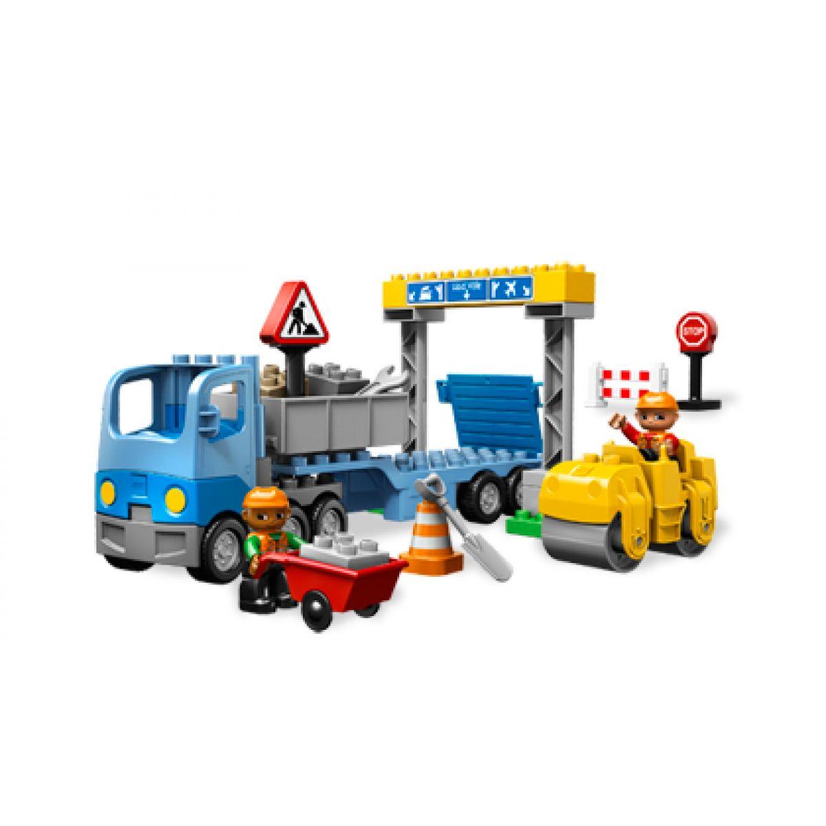 LEGO DUPLO 5652 Stavba silnice