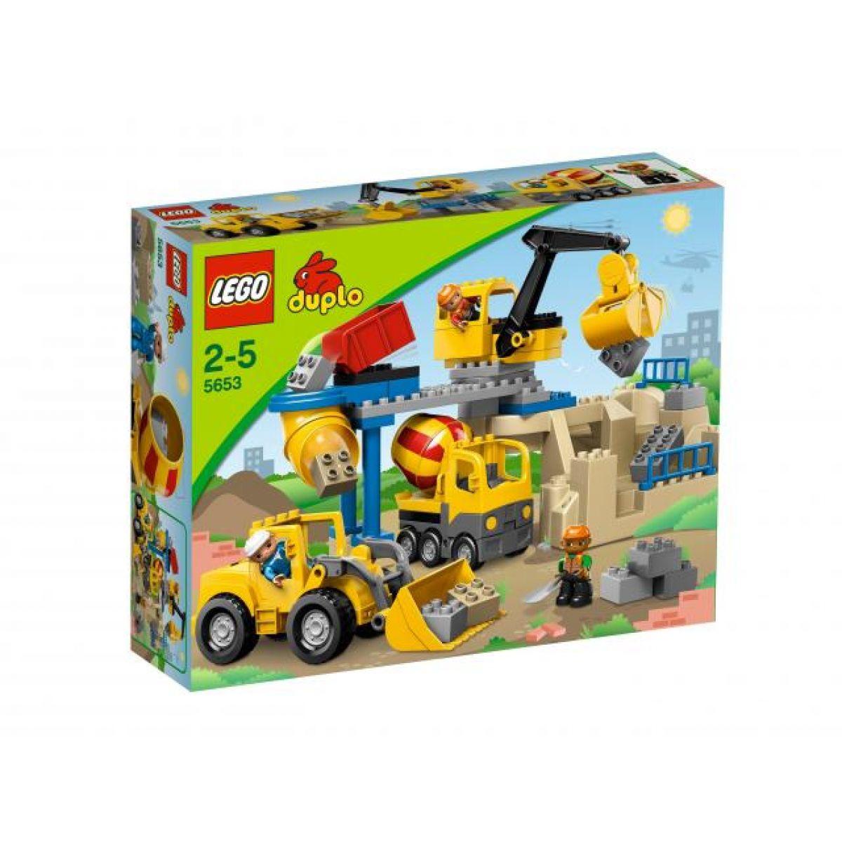 LEGO DUPLO 5653 Kamenolom