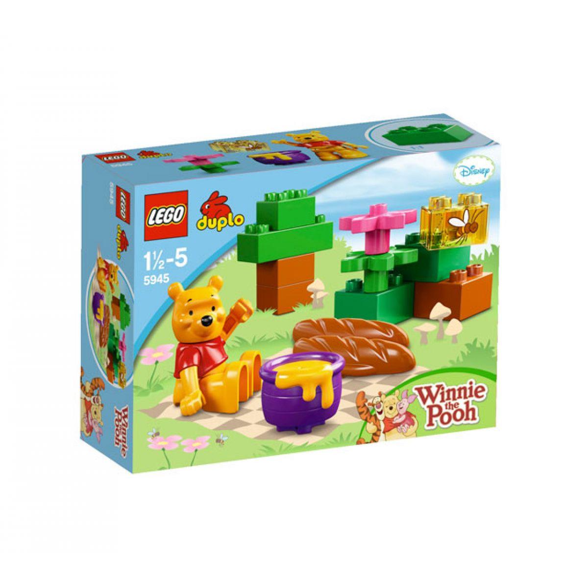 LEGO DUPLO 5945 Medvídek Pú na pikniku