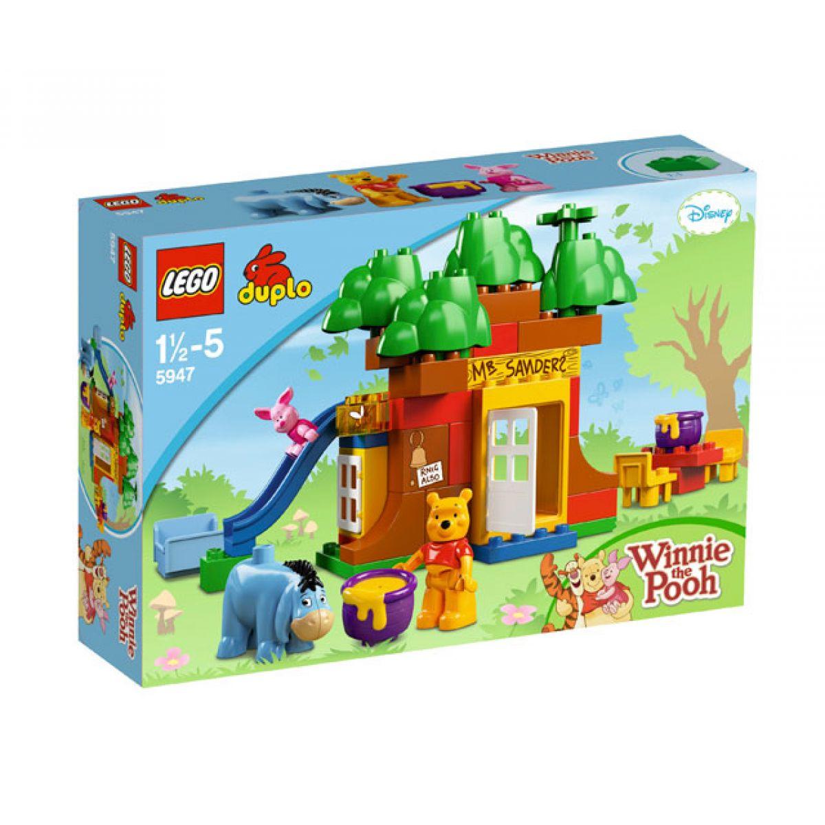 LEGO DUPLO 5947 Medvídek Pú Domeček