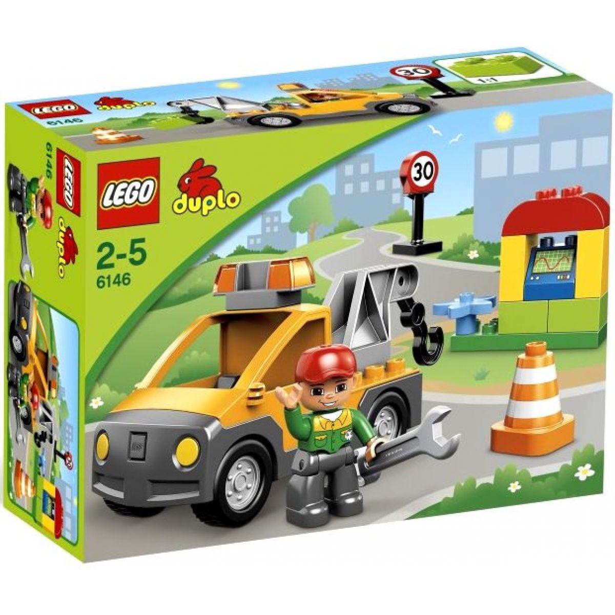 LEGO DUPLO 6146 Odtahový vůz