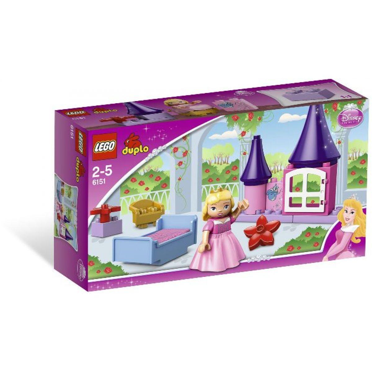 LEGO DUPLO 6151 Pokojíček Šípkové Růženky