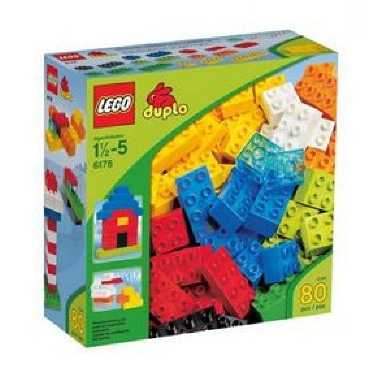 LEGO DUPLO 6176 Základní kostky