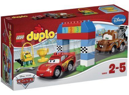 LEGO DUPLO Cars 10600 Klasický závod