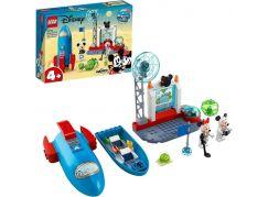 LEGO® Disney ™ Mickey and Friends 10774 Myšák Mickey a Myška Minnie jako kosmonauti
