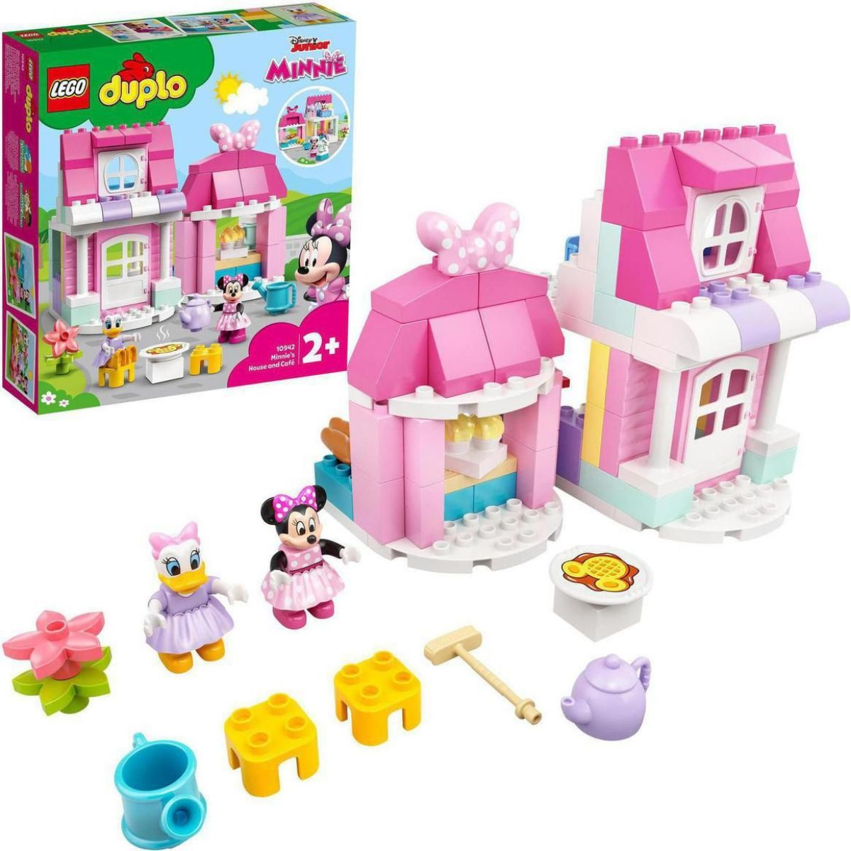 LEGO® DUPLO® Disney ™ 10942 Domek a kavárna Minnie