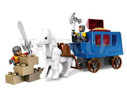 LEGO DUPLO Hrady - Přepadení