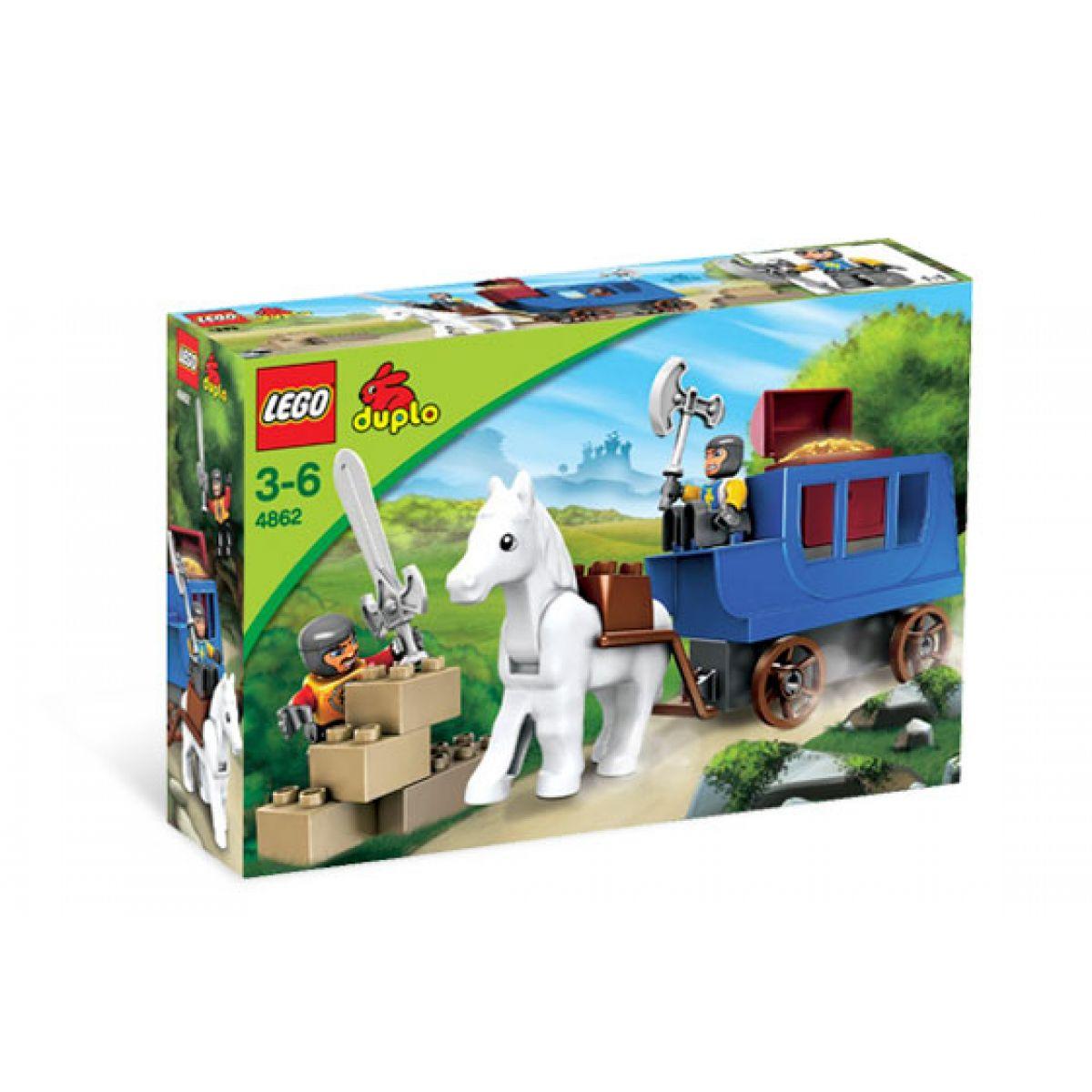 LEGO DUPLO Hrady - Přepadení #2